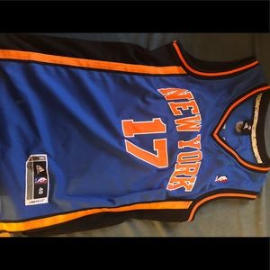New York Knicks Jeremy Lin jersey